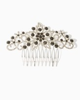Charming charlie Sparkling Ivy Hair Comb