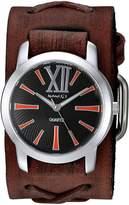 Nemesis Women's BFXB065KN Roman Series Analog Display Japanese Quartz Brown Watch