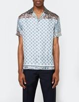 Pierre Louis Mascia Aloe SS Shirt White