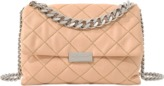 Stella McCartney Soft Beckett Quilted Medium Bag