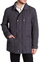 Andrew Marc Auburn Quilted Jacket