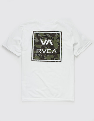 RVCA VA ATW Boys White T-Shirt