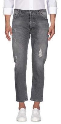 LOW BRAND Denim trousers