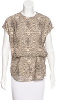 By Malene Birger Sleeveless Lace Top