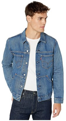 Levi's(r) Mens Unbasic Five-Pocket Trucker (Bolted) Men's Clothing