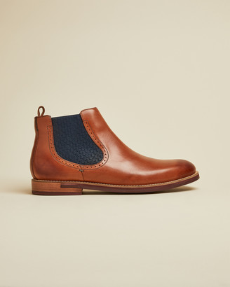 Ted Baker SECARR Leather Chelsea boots