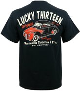 Lucky Brand Lucky 13 Mens Old 49' T-Shirt XL