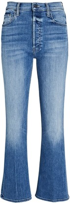 Mother The Tripper Bootcut Jeans