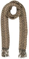 Missoni Metallic-Accented Wool-Blend Scarf