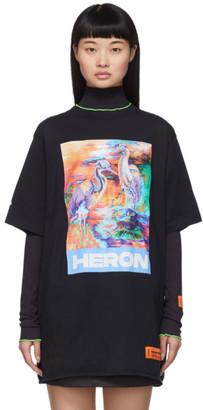 Heron Preston Black Heron Colors T-Shirt