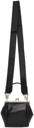 Y's Ys Black Clasp Pochette Shoulder Bag