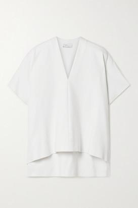 Rosetta Getty Stretch-knit Top - White