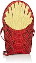 "Gelareh Mizrahi Women's ""Would You Like Fries With That"" Python Clutch"