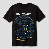 Pac-Man Boys' Pac-Man T-Shirt - Black
