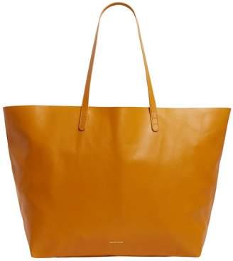 Mansur Gavriel Leather Overzised Tote Bag