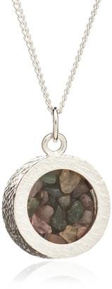Rachel Jackson London Amulet Birthstone Silver October