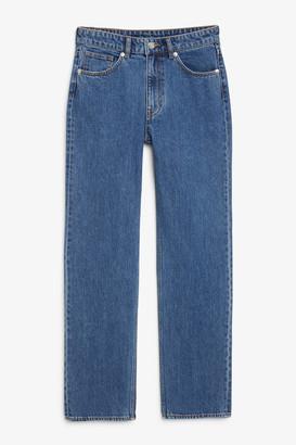 Monki Ikmo blue jeans