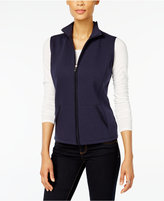 Karen Scott Petite Quilted Vest, Created for Macy's