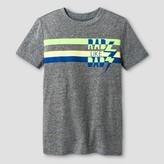 Cat & Jack Boys' T-Shirt Rad Like Dad Cat & Jack - Graphite Heather
