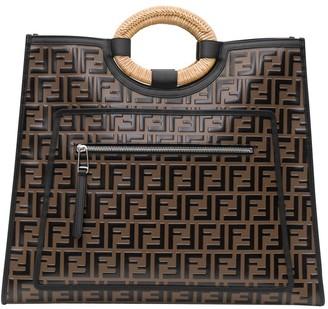 Fendi Runaway Large Shopper Bag