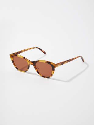 Garrett Leight GLCO x Clare Vivier Cat Eye Sunglasses