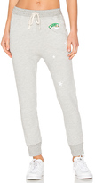 Sundry Patches Sweatpant in Gray