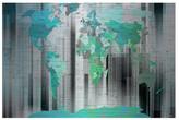 """Parvez Taj Moon Shadow Wall Art - 36\"""" x 24\"""""""