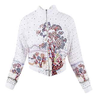 N. Rahul Mishra \N White Cotton Jackets
