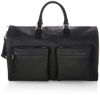 hook + ALBERT Gen 2 Leather Garment Weekender Bag