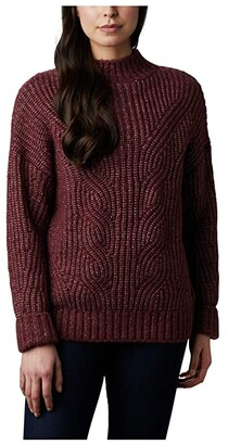 Columbia Pine Streettm Sweater (Chalk) Women's Clothing