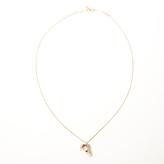 Louis Vuitton Gold Necklace