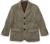 Ralph Lauren 2-7 Merino WoolBlend Sport Coat