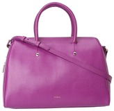 Furla Arianna Large Satchel (Bouganville) - Bags and Luggage