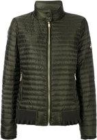 Michael Kors zipped padded jacket - women - Polyester - XS