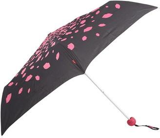 Lulu Guinness Raining Lips Umbrella