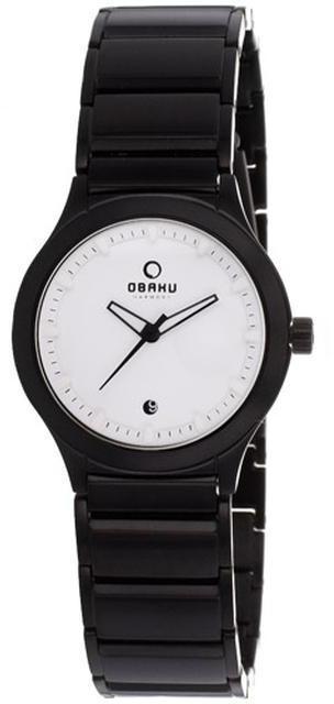 Obaku V115LBWSB Women's Harmony Watch