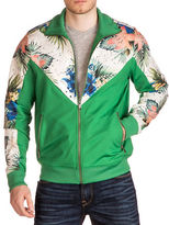Guess Keith Floral Palm Track Jacket