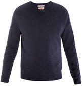 Brooks Brothers Raglan knitted sweat top