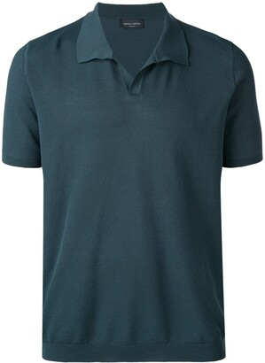 Roberto Collina classic polo-shirt
