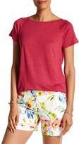 Tommy Bahama Short Sleeve Jersey Linen Tee
