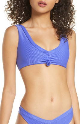 Frankie's Bikinis Austin Knot Bikini Top