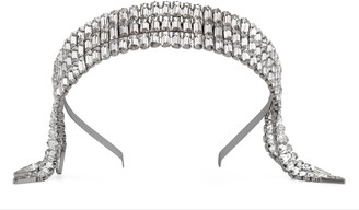 Gucci Crystal headband
