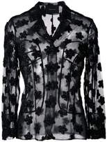 Simone Rocha sheer jacket