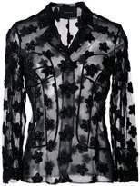 Simone Rocha sheer jacket