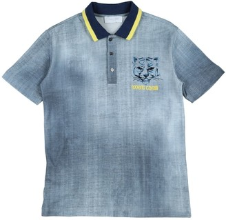 Roberto Cavalli JUNIOR Polo shirts