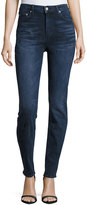 Tularosa Nora High-Rise Skinny Jeans, Blue
