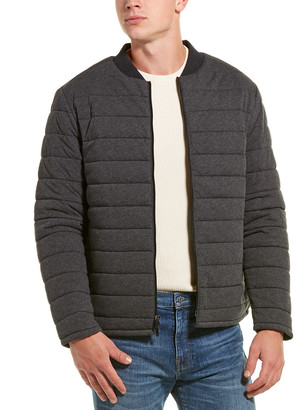 Robert Barakett Winnipeg Quilted Jacket
