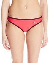 Ted Baker Women's Scuby Color Block Range Bikini Bottom