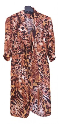 Jean Louis Scherrer Jean-louis Scherrer Multicolour Cotton - elasthane Dress for Women
