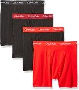 Calvin Klein Underwear Calvin Klein Men's Underwear Cotton Multipack Boxer Briefs